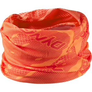 Dynafit Logo Primaloft Neck Gaiters fluo orange fluo orange