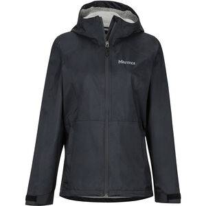 Marmot PreCip Eco Plus Jacket Dam Black Black