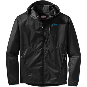 Outdoor Research Helium Hybrid Hooded Jacket Herr black black