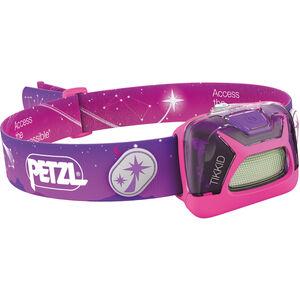 Petzl Tikkid Headlamp Barn pink pink