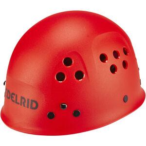 Edelrid Ultralight Helmet red red
