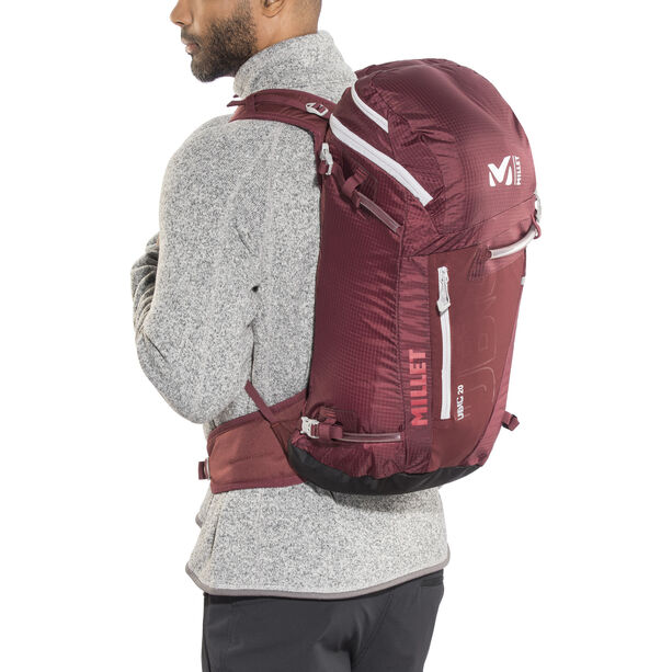 Millet Ubic 20 Backpack burgundy