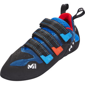 Millet Cliffhanger Low Shoes Herr electric blue/orange electric blue/orange