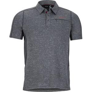 Marmot Drake SS Polo Herr slate grey slate grey