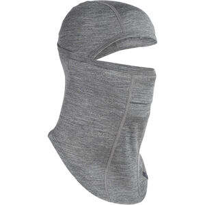 Icebreaker Oasis Balaclava gritstone heather gritstone heather