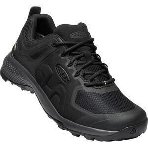 Keen Explr WP Shoes Herr Black/Magnet Black/Magnet