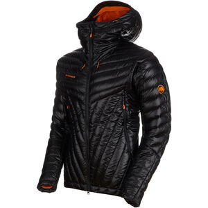 Mammut Eigerjoch Advanced IN Hooded Jacket Herr black black