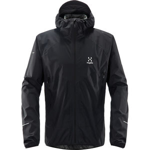 Haglöfs L.I.M Proof Multi Jacket Herr True Black Solid True Black Solid