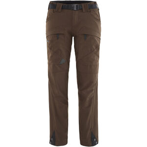 Klättermusen Gere 2.0 Pants Dam dark coffee dark coffee