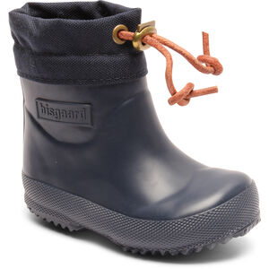 bisgaard Thermo Baby Rubber Boots Barn Blue Blue
