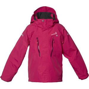 Isbjörn Storm Hard Shell Jacket Barn hibiskus hibiskus