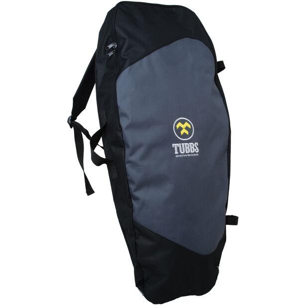 TUBBS NapSac Snowshoes Bag M up to 22cmx76cm black/grey