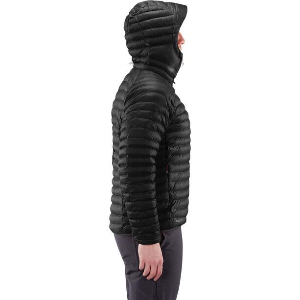 Haglöfs Essens Mimic Hooded Jacket Herr magnetite/true black