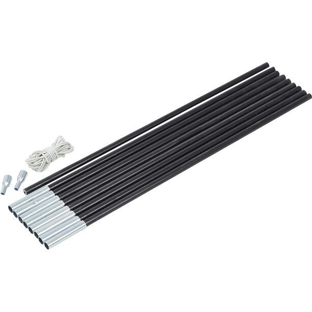 CAMPZ Glass Fibre Pole Set 11mm x 4,55m