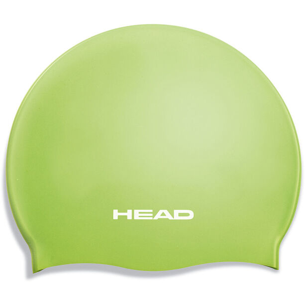 Head Silicone Flat Cap Barn lime