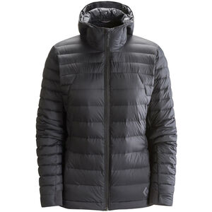 Black Diamond Cold Forge Hoody Jacket Dam black black