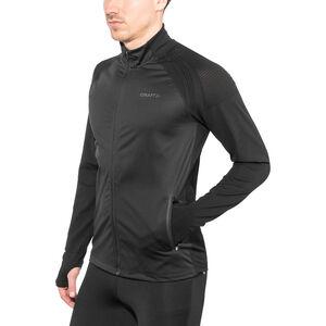 Craft Urban Run Fuseknit Jacket Herr black black