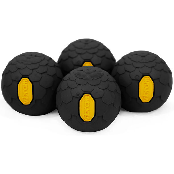 Helinox Vibram Ball Feet Set 4 Pieces black