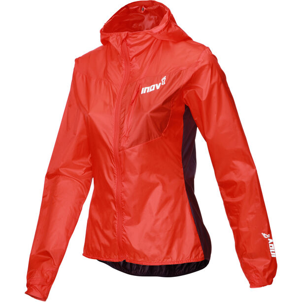 inov-8 Windshell FZ Dam red/purple