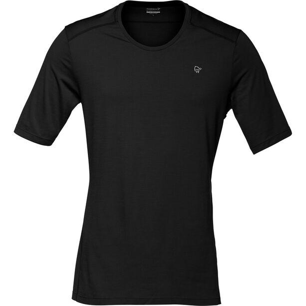 Norrøna Wool T-shirt Herr caviar