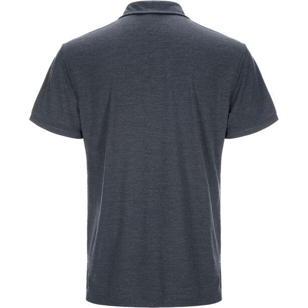 super.natural Essential Polo Shirt Herr navy blazer melange