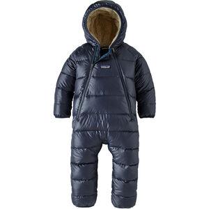Patagonia Infant Hi-Loft Down Sweater Bunting Barn Neo Navy Neo Navy