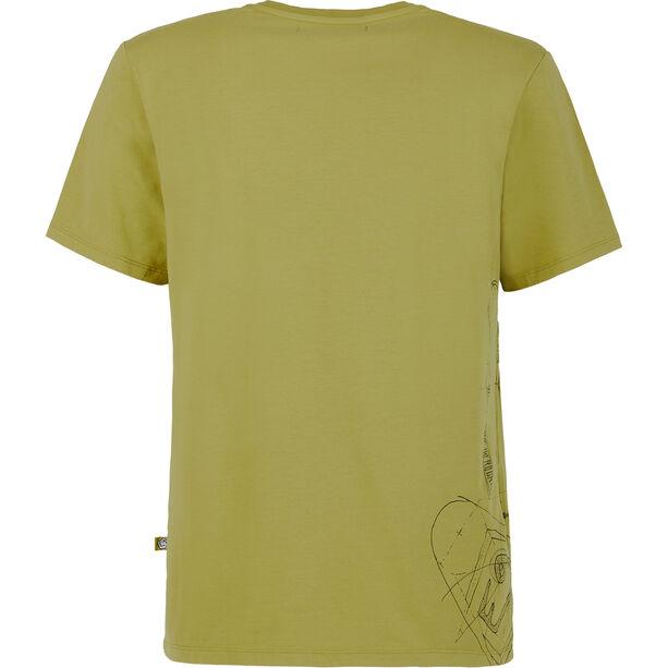 E9 Preserve T-shirt Herr pistachio