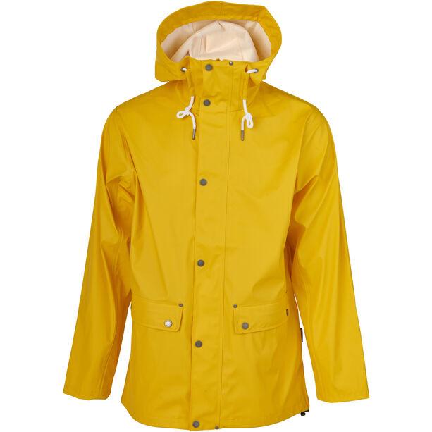 Tretorn Sixten 2.0 Rain Jacket Herr spectra yellow