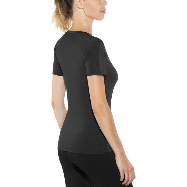 Craft Essential VN SS Shirt Dam black