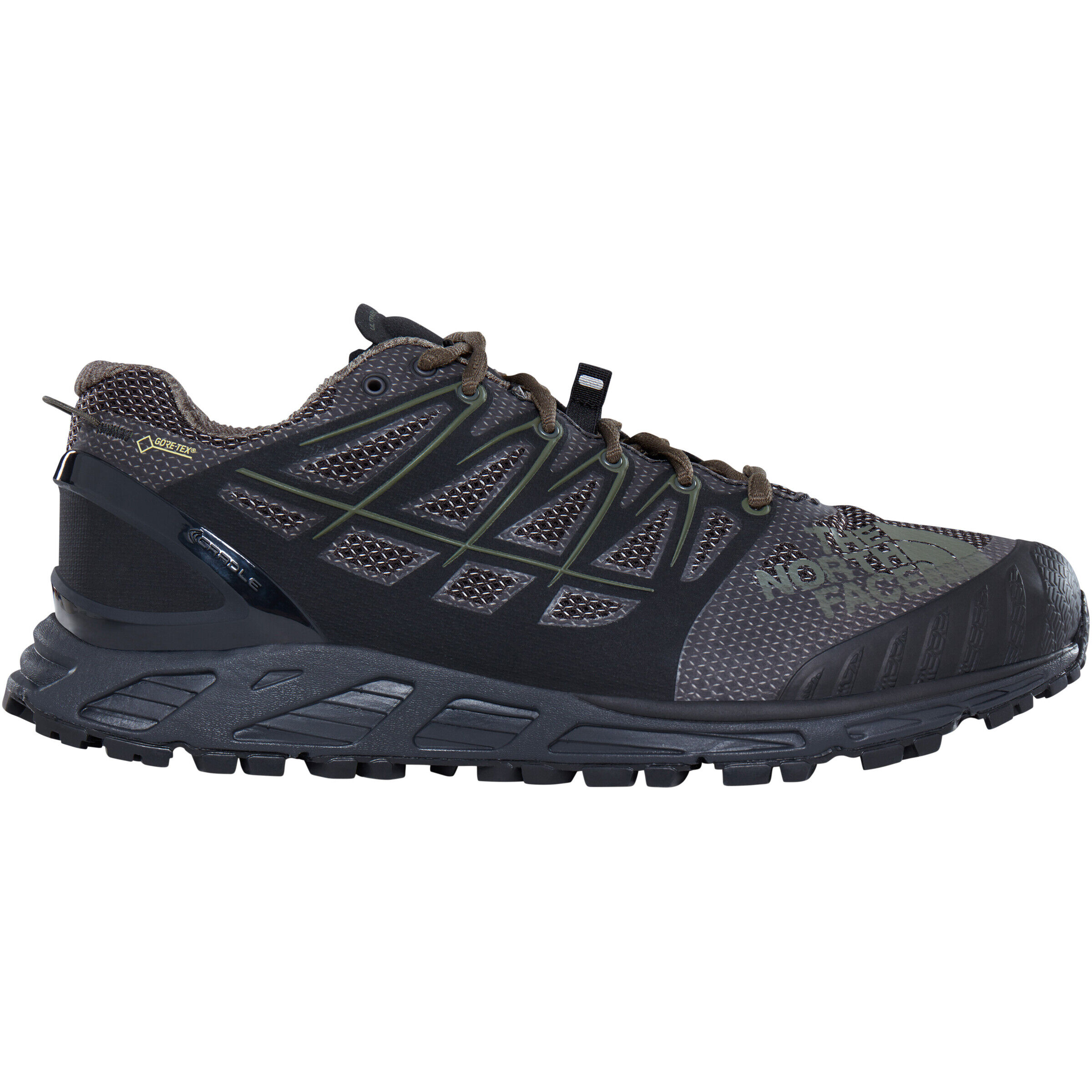The North Face Ultra Endurance II GTX Shoes Herr TNF BlackGrape Leaf