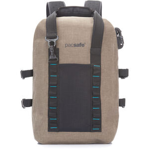 Pacsafe Dry Backpack 25l sand sand