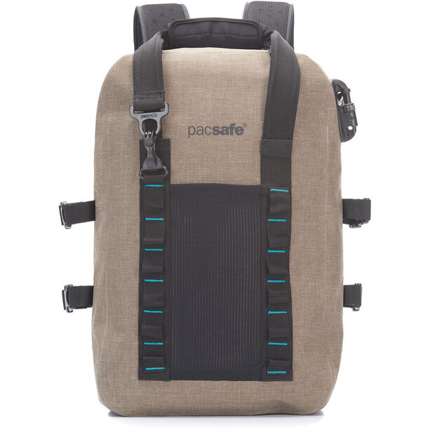 Pacsafe Dry Backpack 25l sand
