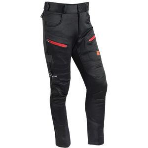 Aclima Lars Monsen Anárjohka Pants Herr Jet Black Jet Black