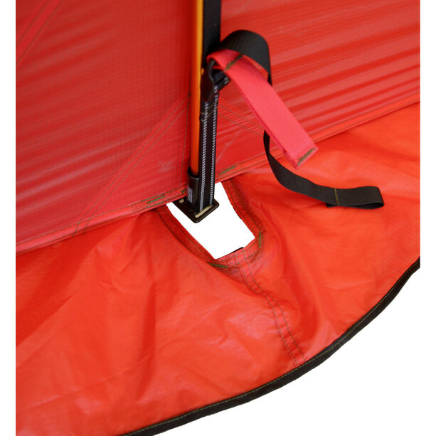 Helsport Patagonia 3 Tent red/yellow