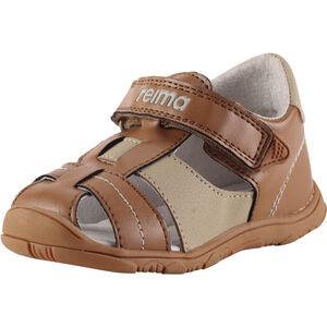 Reima Messi Sandals Barn warm brown warm brown