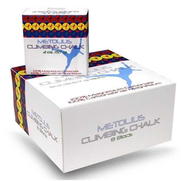 Metolius Chalk Block 8-pack