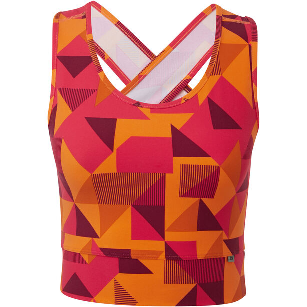Mountain Equipment Bahia Vest Dam orange sherbert