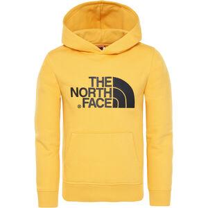 The North Face Drew Peak Pullover Hoodie Pojkar TNF Yellow TNF Yellow