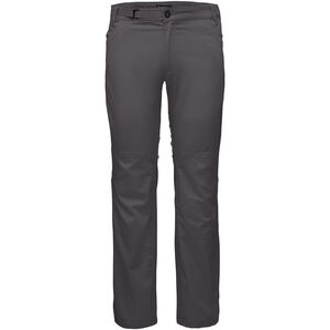 Black Diamond Credo Pants Herr carbon carbon