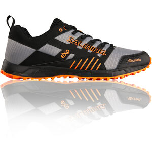 Salming Trail T4 Shoes Herr black/dark grey black/dark grey