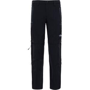 The North Face Exploration Convertible Pants Herr tnf black