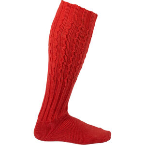 Amundsen Sports Traditional Socks weathered red weathered red