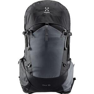 Haglöfs Vina 30 Backpack true black/magnetite true black/magnetite