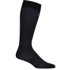 Icebreaker Snow Light Liner OTC Socks Dam black black