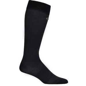 Icebreaker Snow Light Liner OTC Socks Dam black black