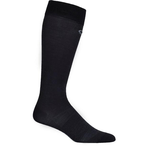 Icebreaker Snow Light Liner OTC Socks Dam black