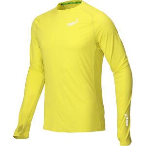 inov-8 Base Elite LS Shirt Herr yellow yellow