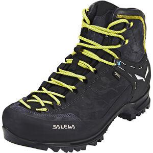 SALEWA Rapace GTX Shoes Herr night black/kamille night black/kamille