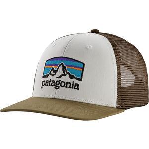 Patagonia Fitz Roy Horizons Trucker Hat white/sage khaki white/sage khaki