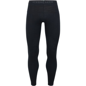 Icebreaker 200 Oasis Leggings Herr black/monsoon black/monsoon